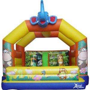 Castle Bouncer Elefant