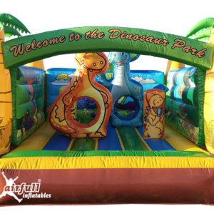 Dinosaur Park Bouncer