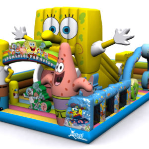 Inflatable SpongeBob Paradise