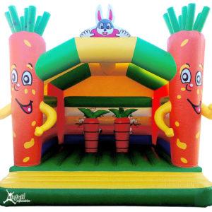 Castle Bouncer Carrot