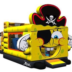 Spongebob inflatable bouncer III