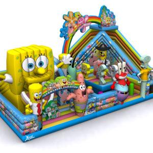 SpongeBob Triple