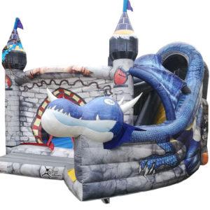 Dragon Combo Bouncer