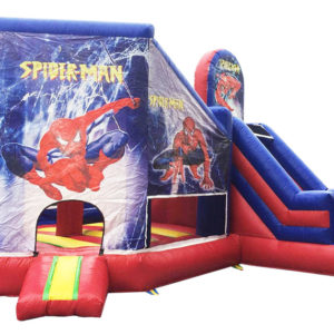 Combo spiderman bouncer