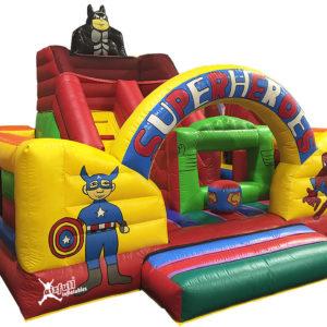 Superheros inflatable