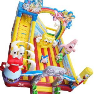 Combo Sponge Bob Inflatable