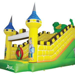 Medieval Castle Inflatable