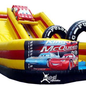Macqueen Cars slide bouncer