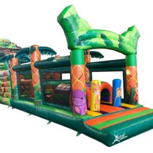 Safari Obstacle Courses
