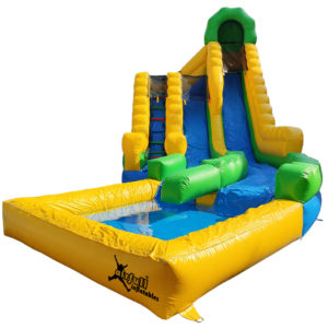 Water Slide bouncer