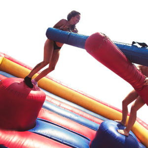 Gladiators Joust Inflatable