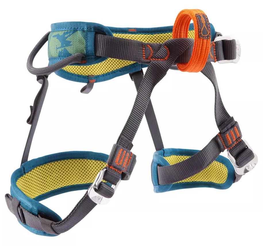 Kids climbing harness