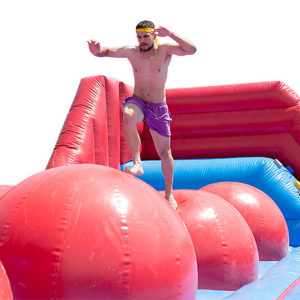 Wipeout Red Balls