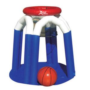 Inflatable monster basketball