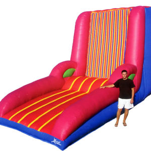 Inflatable Sticky Wall