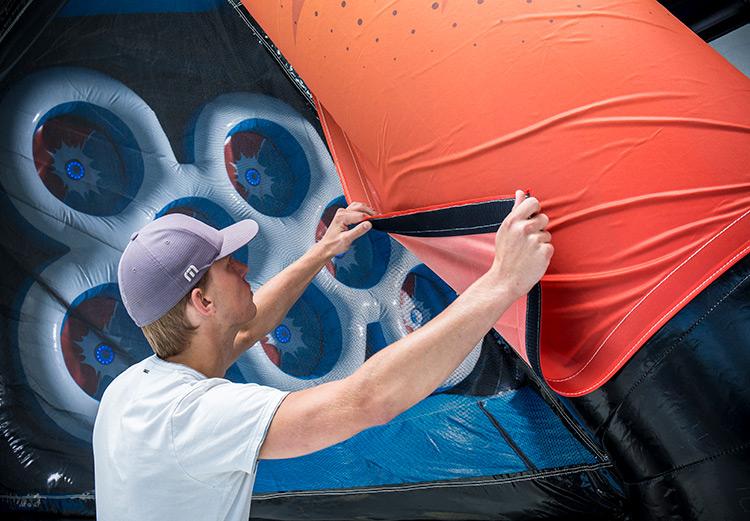 Inflatable Combi Sport Arena