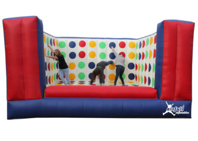 Inflatable Twister 3D