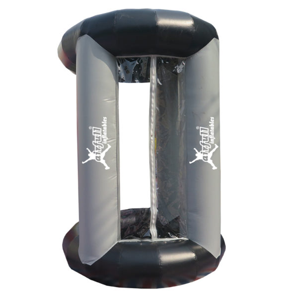 Inflatable Cage Hot Money