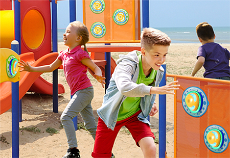 Interactive Play System Set Hit