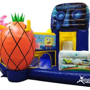 Inflatable Combo Sponge Bob